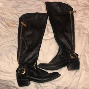 Vince Camuto real leather Boots